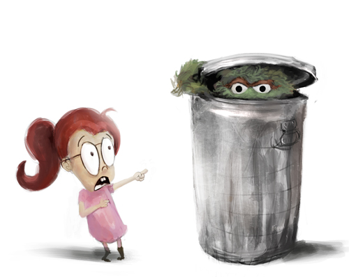 grouch-muppets