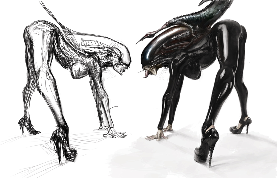 HR-Giger-tribute